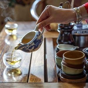Чайная церемония, фото