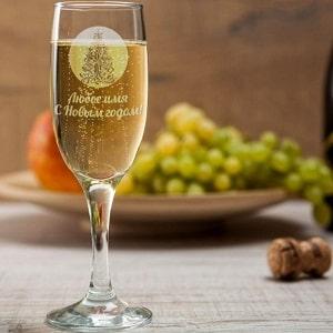 Фужер для шампанского, фото