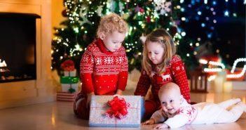 Подарки детям на новый год , фото