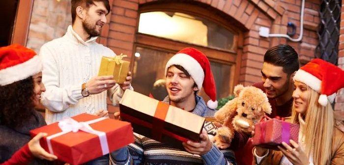 Подарки на Новый год друзьям, фото