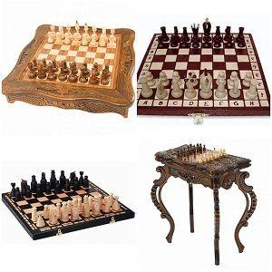 Подарочные шахматы, фото