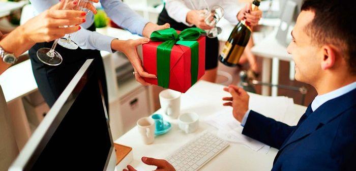 Подарок боссу, фото