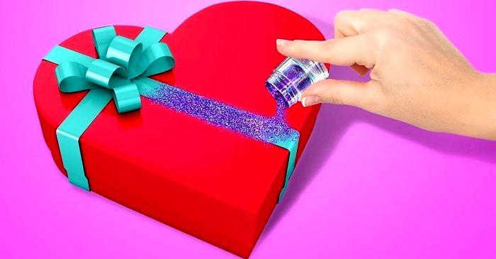 Подарок своими руками, фото