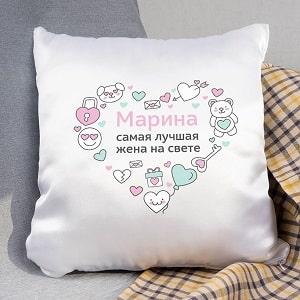 Подушка, фото