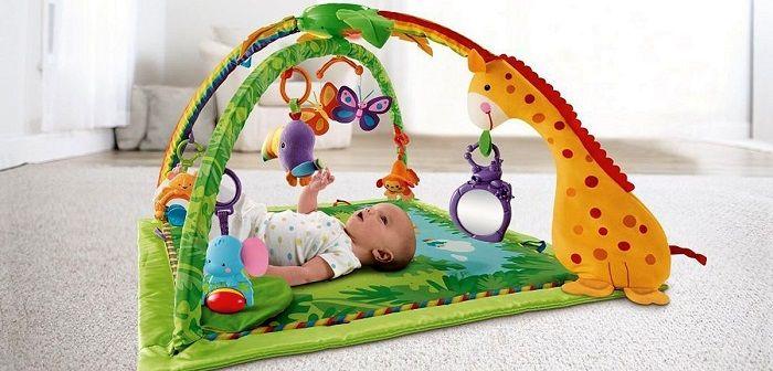 Развивающий коврик, фото