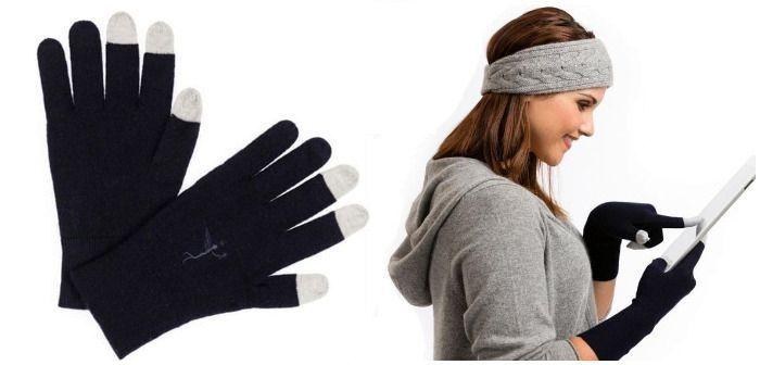 Сенсорные перчатки, фото