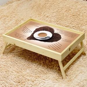 Столик для завтрака, фото