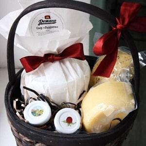 Сырная корзина, фото