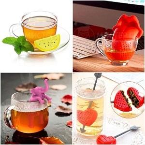 Заварники для чая, фото