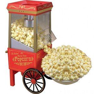 Аппарат для попкорна, фото