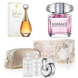 Брендовая парфюмерия, фото