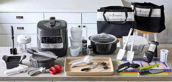 Бытовая техника на кухне, фото