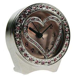 Настольные часы Сияние сердца, фото