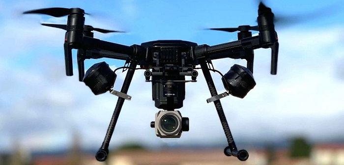 Квадрокоптер, фото