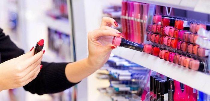 Магазин косметики, фото