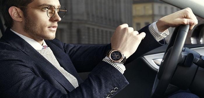 Мужские часы, фото