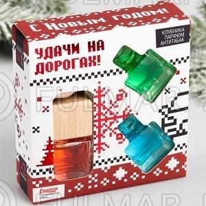 Набор ароматизаторов в машину