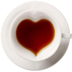 Набор чашек Сердца, фото