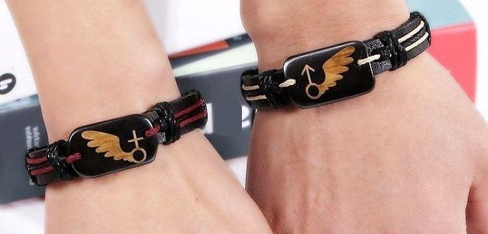 Парные браслеты, фото
