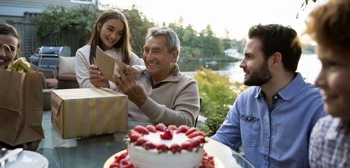 Подарок мужчине на 60 лет от семьи, фото