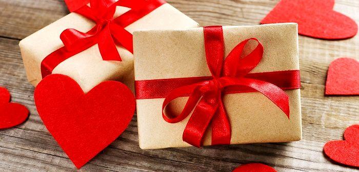 Подарок в День влюбленных, фото