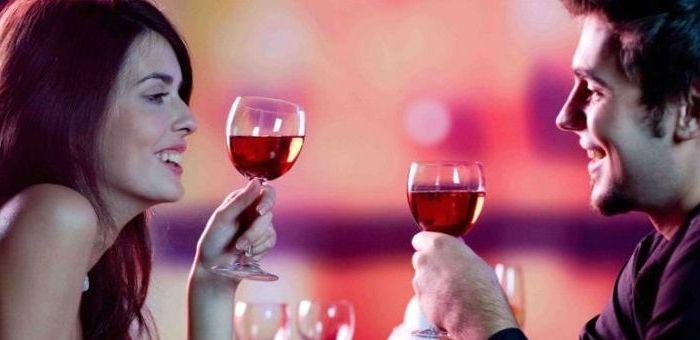 Романтический ужин, фото