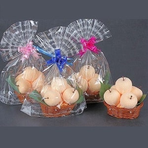 Текстильные яблочки, фото