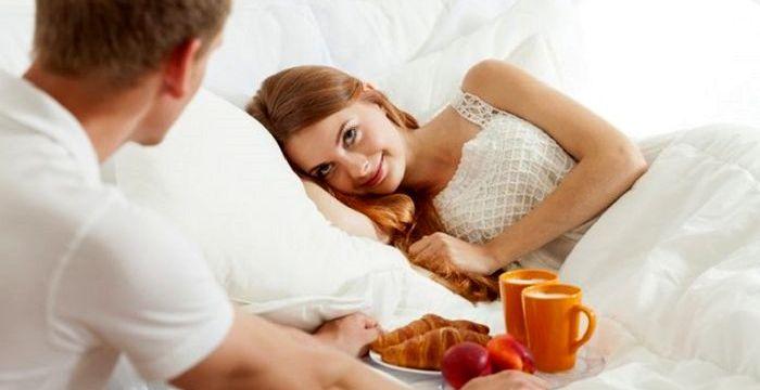 Завтрак в постель, фото