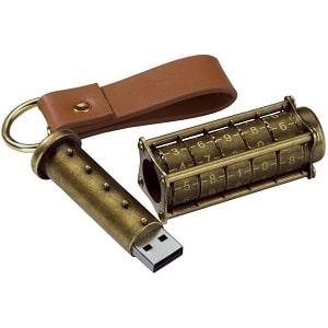 Флешка-криптекс Код Да Винчи, фото