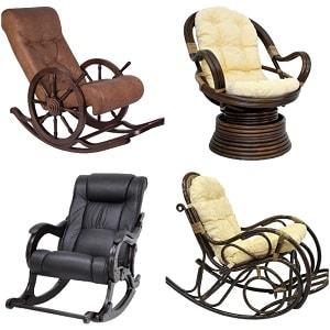 Кресло-качалка, фото