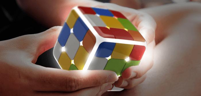 Кубик Рубика, фото