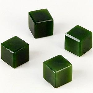 Кубики для виски из натурального камня, фото