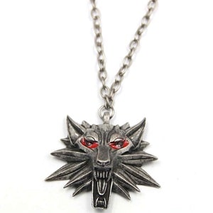 Медальон Ведьмака, фото