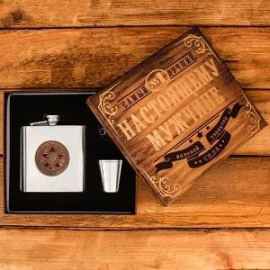 Подарочный набор Боевые 100 грамм, фото