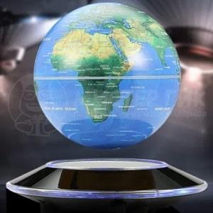 Настольный левитирующий глобус, фото