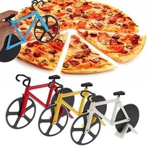Нож для пиццы-велосипед, фото