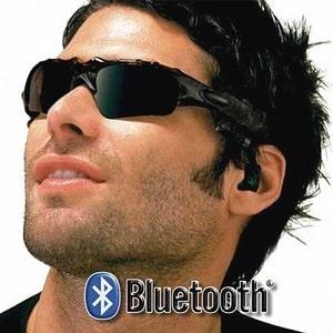 Очки - Bluetooth гарнитура, фото