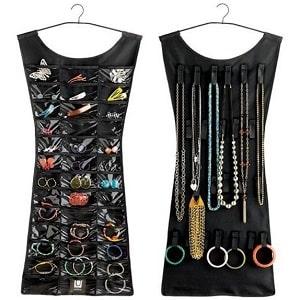 Органайзер платье для бижутерии и украшений, фото