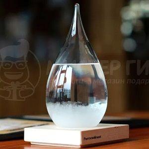 Предсказатель погоды Storm Glass, фото