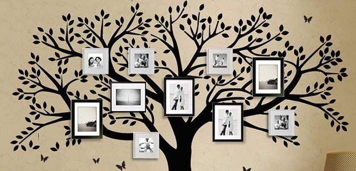Родословное дерево, фото