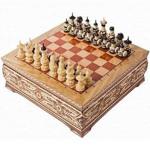 Шахматы, фото
