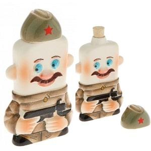 Штоф Солдат, фото
