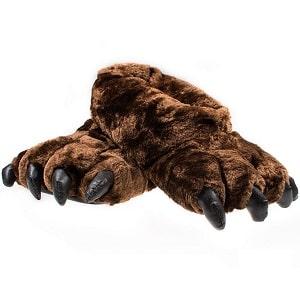 Тапочки Медвежьи лапы, фото
