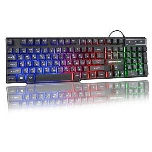 Клавиатура с подсветкой, фото