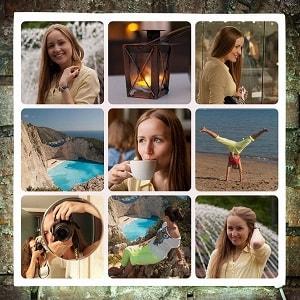 Лайтбокс Любимые фотографии, фото