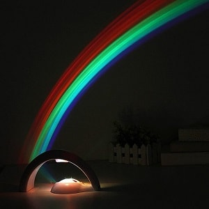 Ночник-проектор радуги, фото