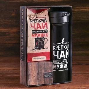 Подарочный набор Крепкий чай, фото