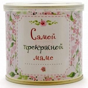 Сладкие консервы Самой прекрасной маме, фото