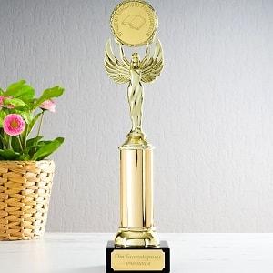 Наградная статуэтка классному руководителю
