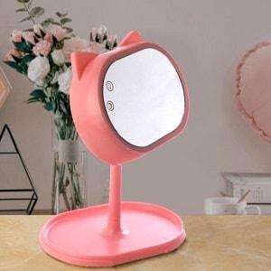 Зеркало с подсветкой для макияжа, фото